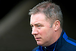 St Johnstone v Rangers....05.04.11 .Ally McCoist.Picture by Graeme Hart..Copyright Perthshire Picture Agency.Tel: 01738 623350  Mobile: 07990 594431