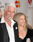 Barbra Streisand and James Brolin at The 2011  MusiCares Person of the Year Dinner honoring Barbra Streisand at the Los Angeles Convention Center, West Hall in Los Angeles, California on February 11,2011                                                                   Copyright 2010 Hollywood Press Agency