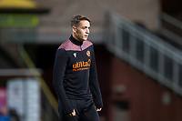 2nd October 2020; Tannadice Park, Dundee, Scotland; Scottish Premiership Football, Dundee United versus Livingston; Louis Appere of Dundee United during the warm up before the match