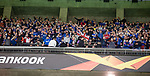 26.02.2020 SC Braga v Rangers: Rangers fans