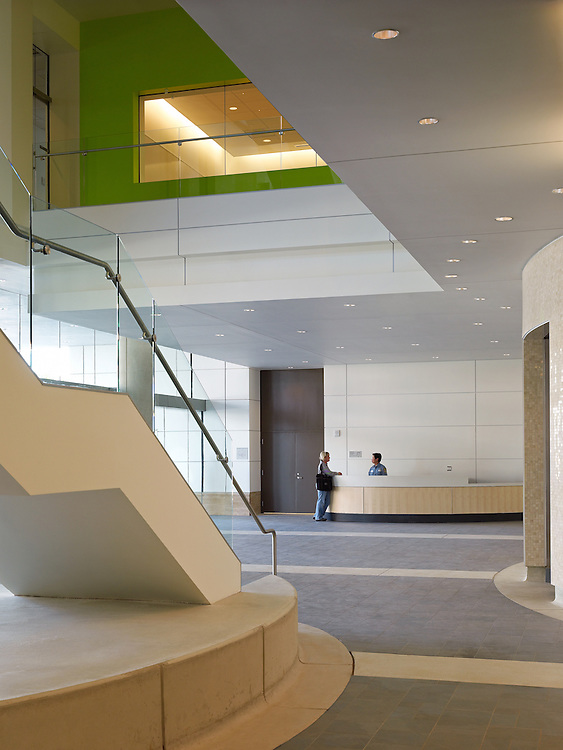 University of California San Francisco Helen Diller Family Cancer Research Building | Rafael Viñoly Architects