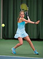 March 15, 2015, Netherlands, Rotterdam, TC Victoria, NOJK, Margriet Timmermans (NED)<br /> Photo: Tennisimages/Henk Koster
