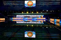 SPAIN ESP Gold Medal <br /> RUSSIA RUS Silver Medal <br /> HUNGARY HUN Bronze MEdal  <br /> Budapest 25/01/2020 Duna Arena <br /> Women Medal Ceremony <br /> XXXIV LEN European Water Polo Championships 2020<br /> Photo  © Andrea Staccioli / Deepbluemedia / Insidefoto