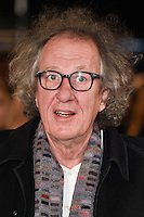 """Geoffrey Rush<br /> at the premiere of """"The Light Between Oceans"""" at the Curzon Mayfair, London.<br /> <br /> <br /> ©Ash Knotek  D3184  19/10/2016"""