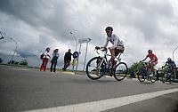 2013 Giro d'Italia.stage 13: Busseto - Cherasco..Guillaume Bonnafond (FRA)
