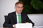 Foto: VidiPhoto<br /> <br /> EDE – Bijeenkomst van het vakblad Stad + Groen van uitgeverij NWST over langjarige aanbesteding voor groenonderhoud.