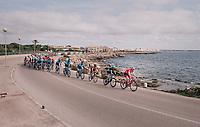 cruising by the sea<br /> <br /> 27th Challenge Ciclista Mallorca 2018<br /> Trofeo Campos-Porreres-Felanitx-Ses Salines: 176km