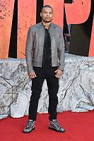 "Chris Eubank Jr.<br /> arriving for the ""Rampage"" premiere at the Cineworld Empire Leicester Square, London<br /> <br /> ©Ash Knotek  D3395  11/04/2018"