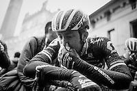 Luke Durbridge (AUS/Orica-Scott) post-race<br /> <br /> 11th Strade Bianche 2017