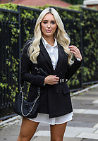 OCT 1 Amber Turner Envy Shoes Photocall