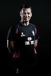Dai Rees poses during the Hong Kong 7's Squads Portraits on 5 March 2012 at the King's Park Sport Ground in Hong Kong. Photo by Andy Jones / The Power of Sport Images for HKRFU