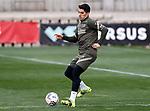 Atletico de Madrid's Luis Suarez during training session. February 25,2021.(ALTERPHOTOS/Atletico de Madrid/Pool)
