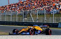 4th September 2021: Circuit Zandvoort, Zandvoort, Netherlands; Daniel Ricciardo AUS, McLaren F1 Team, F1 Grand Prix of the Netherlands at Circuit Zandvoort