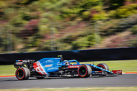 31 OCON Esteban (fra), Alpine F1 A521, action during the Formula 1 Rolex Turkish Grand Prix 2021, 16th round of the 2021 FIA Formula One World Championship from October 8 to 10, 2021 on the Istanbul Park, in Tuzla, Turkey -<br /> Formula 1 Turkish GP 08/10/2021<br /> Photo DPPI/Panoramic/Insidefoto <br /> ITALY ONLY