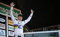 Superprestige Zonhoven 2013<br /> <br /> race winner: Sven Nys (BEL)
