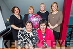 Mary O'Connor from Kilcummin celebrating her birthday in Croi on Saturday.<br /> Seated Mary O'Connor and Theresa Kerins.<br /> Back l to r: Mary Keane, Catherine Brosnan, Kay Finn and Susan Healy.