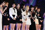TWICE, Dec 04, 2019 : TWICE, 2019 Mnet Asian Music Awards (MAMA) in Nagoya, Japan on December 4, 2019. (Photo by Pasya/AFLO)