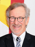NEW YORK CITY, NY, USA - AUGUST 04: Steven Spielberg at the World Premiere Of Dreamworks Pictures' 'The Hundred-Foot Journey' held at Ziegfeld Theatre on August 4, 2014 in New York City, New York, United States. (Photo by Celebrity Monitor)
