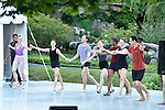 Justin Peck Dance Company<br /> Performance at Rockefeller Brother's Fund's Kykuit Estate