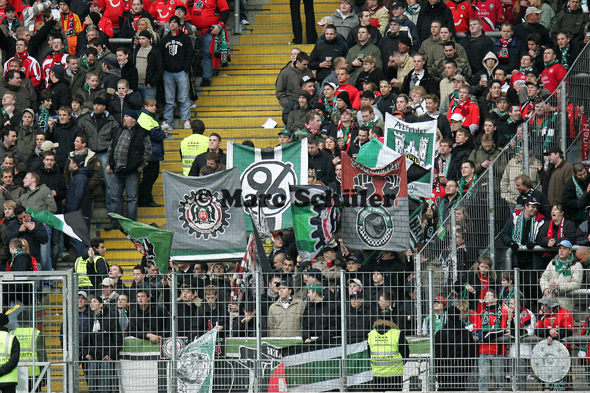Fans von Hannover 96