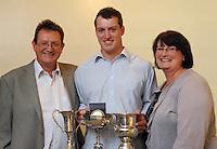 130405 Cricket - Wellington Club Awards Dinner