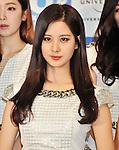 SeoHyun(Girls' Generation), Mar 02, 2014 : Saitama, Japan : Seohyun of South Korean girl group Girls' Generation attends the U-Express Live 2014 press conference at Saitama Super Arena in Saitama Prefecture, Japan, on March 2, 2014.
