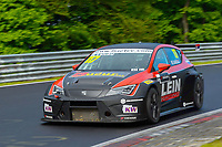Race of Germany Nürburgring Nordschleife 2016 Free training 2 ETCC 2016 #117 ASK Lein Racing SEAT León Mladen Laluaic (SER) © 2016 Musson/PSP. All Rights Reserved.