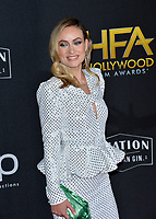LOS ANGELES, USA. November 04, 2019: Olivia Wilde at the 23rd Annual Hollywood Film Awards at the Beverly Hilton Hotel.<br /> Picture: Paul Smith/Featureflash