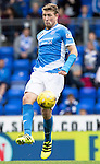 St Johnstone v Celtic…20.08.16..  McDiarmid Park  SPFL<br />David Wotherspoon<br />Picture by Graeme Hart.<br />Copyright Perthshire Picture Agency<br />Tel: 01738 623350  Mobile: 07990 594431