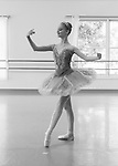 Cary Ballet Conservatory 2015-2016 Professional Training Program Showcase Studio A 27 May 2016.
