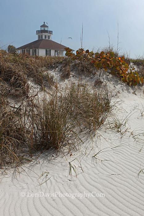 Port Boca Grande Lighthouse, Florida  #FL16