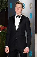 George McKay<br /> at the 2017 BAFTA Film Awards After-Party held at the Grosvenor House Hotel, London.<br /> <br /> <br /> ©Ash Knotek  D3226  12/02/2017