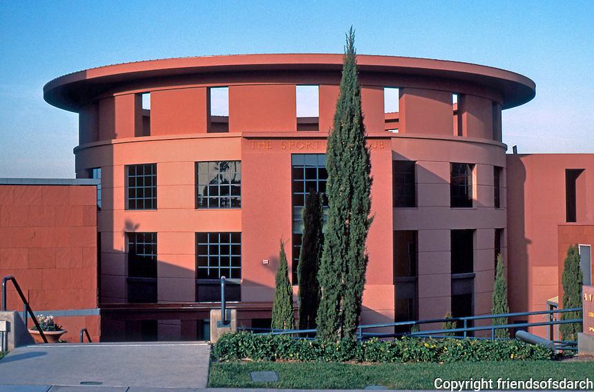 Michael Graves: Aventine Complex, San Diego.  Photo '04.