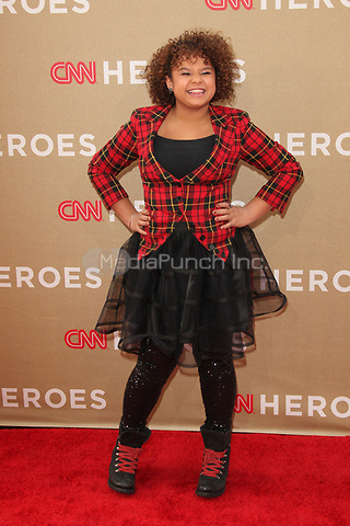 Rachel Crow at the CNN Heroes: An All-Star Tribute at The Shrine Auditorium on December 11, 2011 in Los Angeles, California.