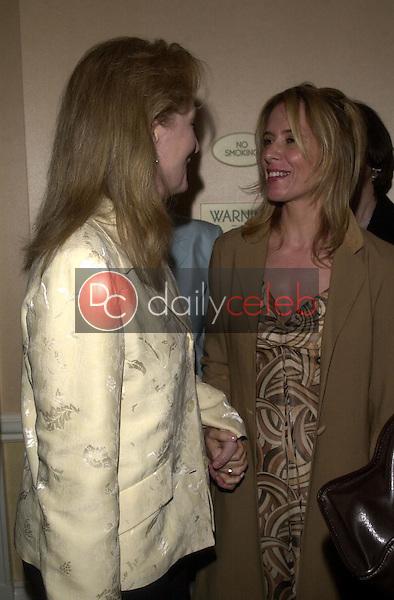 Rosanna Arquette and Meryl Streep