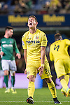 Rafael Santos Borré of Villarreal CF reacts during their Copa del Rey 2016-17 match between Villarreal CF and CD Toledo at the Estadio El Madrigal on 20 December 2016 in Villarreal, Spain. Photo by Maria Jose Segovia Carmona / Power Sport Images
