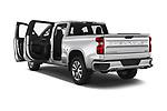 Car images of 2019 Chevrolet Silverado-1500 RST 4 Door Pick-up Doors