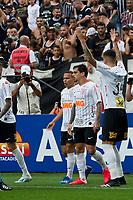 Sao Paulo (SP), 02/02/2020 - Corinthians-Santos - Janderson do Corinthians comemora o gol. Partida entre Corinthians e Santos valida pelo Campeonato Paulista, na Arena Corinthians neste domingo (02). (Foto: Maycon Soldan/Codigo 19/Codigo 19)