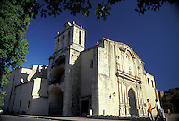 AJ2311, Santo Domingo, Dominican Republic, Caribbean, Caribbean Islands, Convent of Dominican Order, the first convent of the Dominican priests in the New World, in Santo Domingo the capital city of the Dominican Republic.