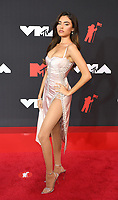 Madison Beer at the 2021 MTV Video Music Awards at Barclays Center on September 12, 2021 in the Brooklyn borough of New York City. <br /> CAP/MPI/IS/JS<br /> ©JSIS/MPI/Capital Pictures