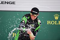 Porsche GT3 Cup Challenge Canada<br /> Formula 1 Grand Prix Du Canada<br /> Circuit Gilles Villeneuve, Montreal, QB CAN<br /> Sunday 11 June 2017<br /> 78, Roman De Angelis, GT3CG, CAN, 2014 Porsche 991<br /> World Copyright: Jamey Price<br /> LAT Images