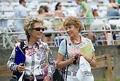 Nina Strawbridge and sister Ann Stewart at Fair Hill.