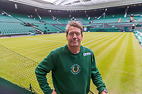 London, England, 30 th. June, 2019, Tennis,  Wimbledon, Coach Sven Groeneveld (NED)<br /> Photo: Henk Koster/tennisimages.com