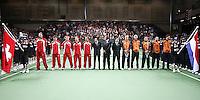 05-03-2005,Swiss,Freibourgh, Davis Cup , Swiss-Netherlands, Openin Ceremony