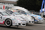 Porsche Carrera Cup GB : Donington Park : 18/19 September 2010