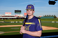 Andrew Burns during the Under Armour All-America Tournament powered by Baseball Factory on January 17, 2020 at Sloan Park in Mesa, Arizona.  (Zachary Lucy/Four Seam Images)