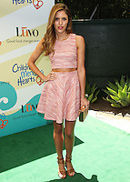 """BEVERLY HILLS, CA, USA - JUNE 14: Kayla Ewell at the Children Mending Hearts' 6th Annual Fundraiser """"Empathy Rocks: A Spring Into Summer Bash"""" on June 14, 2014 in Beverly Hills, California, United States. (Photo by Celebrity Monitor)"""