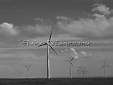"""Somewhere on the plains in the Western United States.  This is the newest addition to the Americana series.  Funny, how windmills from our past become our future.  20"""" x 15"""".  Printed on Parrot Digigraphic Ultra Lustre Photopaper.  Limited Edition of 25."""