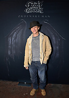 """HOLLYWOOD - FEBRUARY 20: Clifton Collins Jr. attends Ozzy Osbourne global tattoo and album listening party to celebrate his new album """"Ordinary Man"""" on February 20, 2020 in Hollywood, California. (Photo by Lionel Hahn/Epic Records/PictureGroup)"""