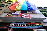 27/07/2020 - JUSTIÇA CONCEDE REINTEGRAÇÃO DE POSSE EM CASA DE APOIO LGBTS